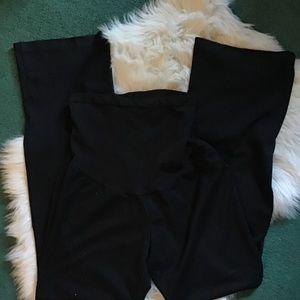 Black Dress Pants Maternity